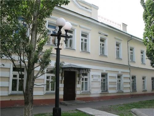 Здание военного суда