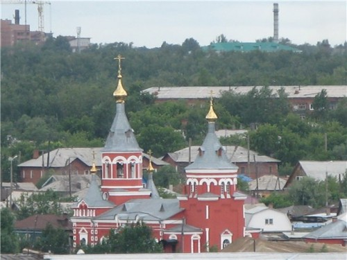 Николо-Игнатьевская церковь