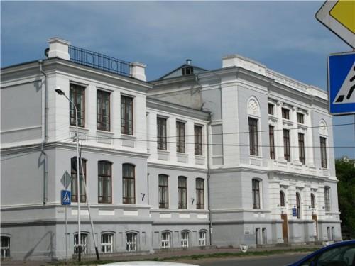 Здание коммерческого училища