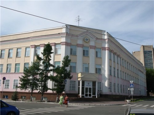 Здание территориальной генерирующей компании №11