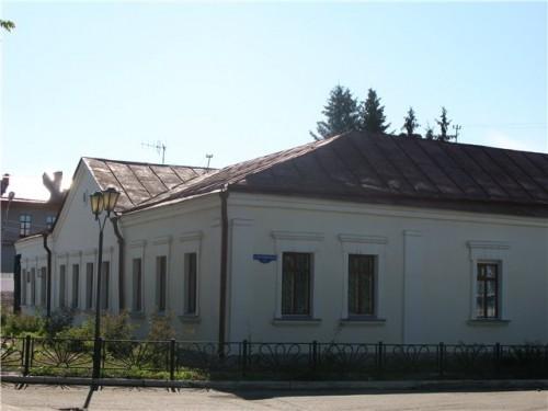 Литературный музей имени Достоевского