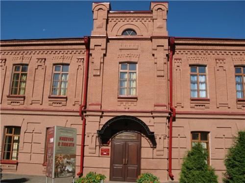 Музейный комплекс воинской славы омичей