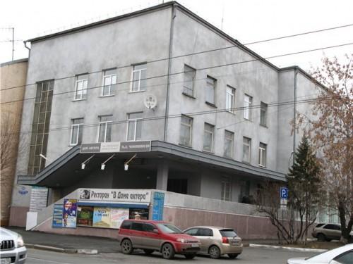 Дом актера имени Н. Чонишвили