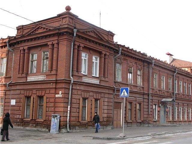 Дом полковника В.И. Волкова
