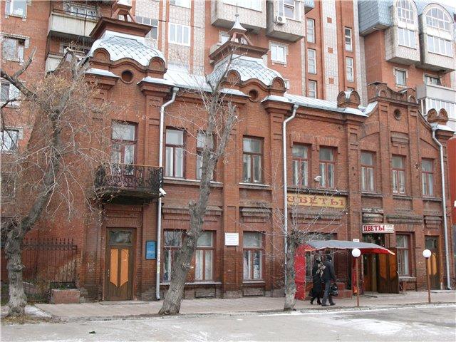 Дом Антона Сорокина