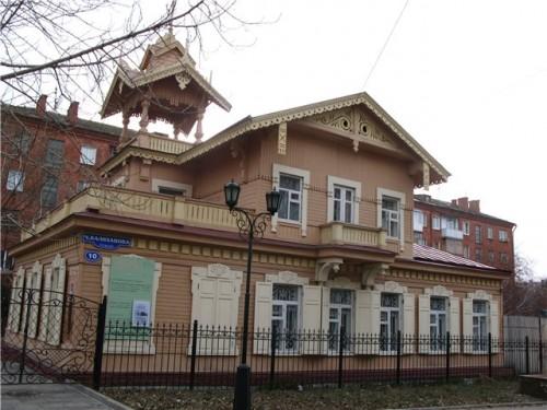 Особняк Ф.Ф. Штумпфа