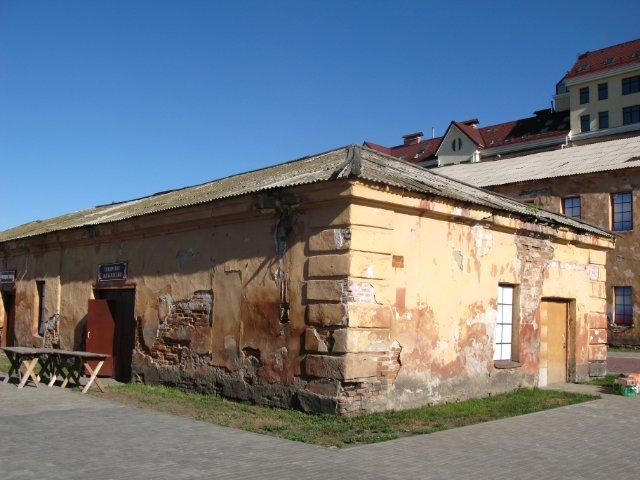 Реконструкция Омской крепости