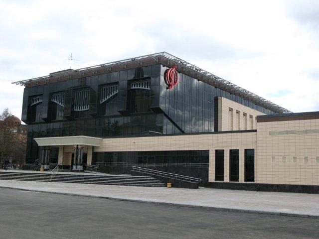 Открытие Концертного зала