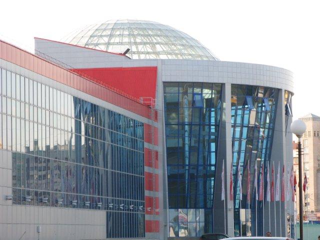 Конгресс-холл в Омске