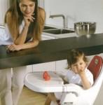 Стульчики для кормления Inglesina — вашему ребенку с любовью!