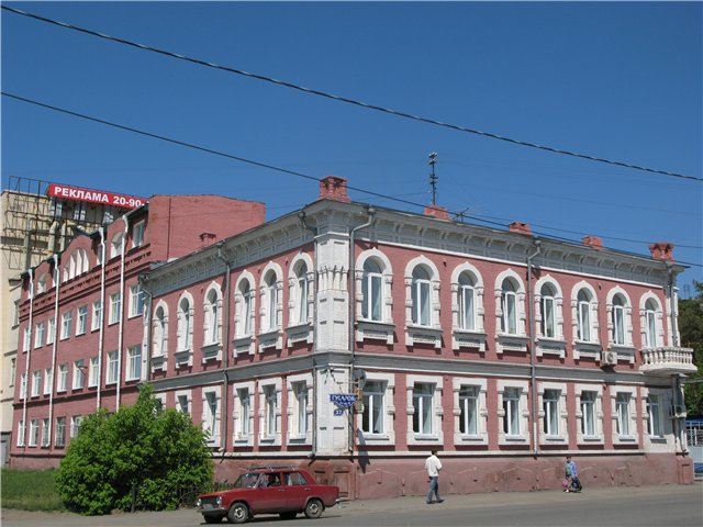 Доходный дом Липатниковых в Омске