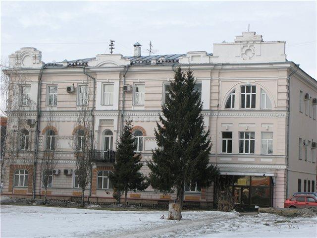 Доходный дом Л.Г. Айзина в Омске