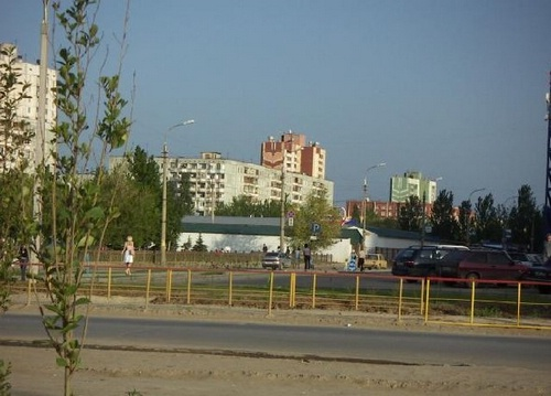 Парк на Семи Ветрах в Волгограде