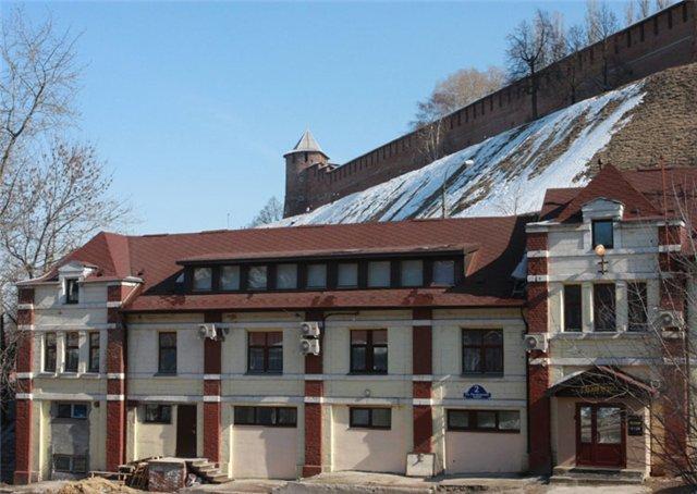 Гостиница «Домино» в Нижнем Новгороде