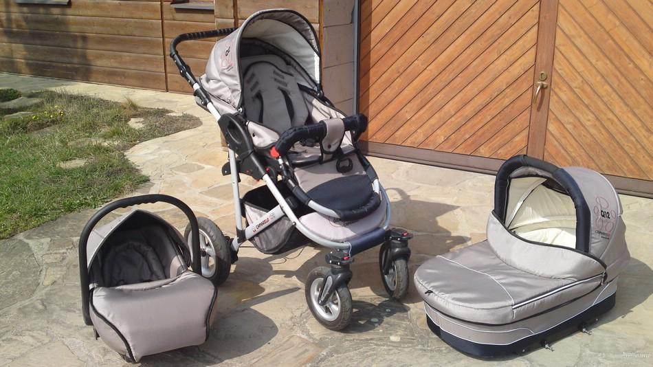 Детская коляска Camarelo Q12