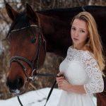 Лошади , это любовь на всю жизнь …. ⠀ Наша подписчица @anna_labinskaja . 📸 Отмечайте наш аккаунт на своих фото + @go_omsk что бы попасть к нам в ленту!