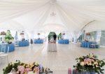 Как организовать свадьбу в шатре