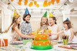 Где отметить детский день рождения